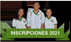 INSCRIPCIONES 2021